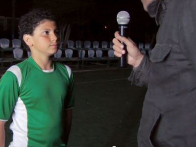 2oota's Interview, The GoalKeeper